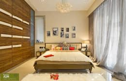 Dormitorios de estilo rural por Aum Architects
