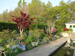 Projekty,  Ogród zaprojektowane przez Bloom Field