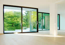 modern Living room by ALL | Architekten Landenberger + Lösekrug