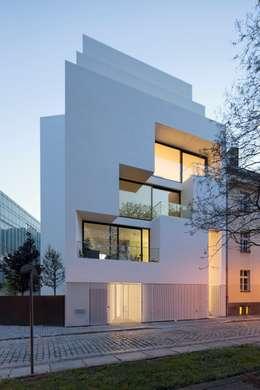 Good Wohnhäuser An Der Alten Stadtmauer Berlin: Moderne Häuser Von Zafari
