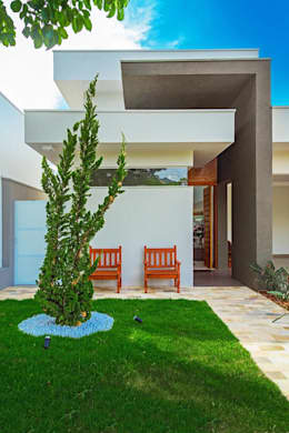 de estilo  por Daniele Galante Arquitetura