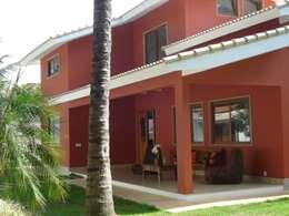 Terrace by GEA Arquitetura