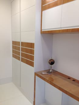modern Study/office by GEA Arquitetura