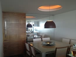 modern Dining room by GEA Arquitetura
