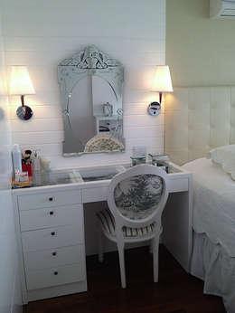 modern Bedroom by GEA Arquitetura