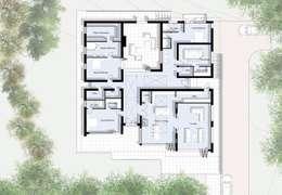 modern Living room by Artform Architects