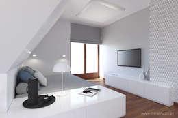 MIRAI STUDIO의  침실