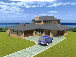 House de Lange - 2007:   by de Mello Machado Architects
