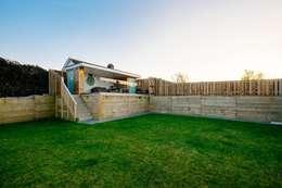 modern Garden by Perfect Stays