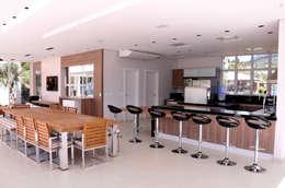 مطبخ تنفيذ A/ZERO Arquitetura