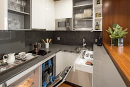 Projekty,  Kuchnia zaprojektowane przez Ardes Arquitectos