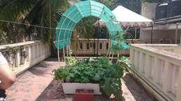SmartGarden: modern Garden by GreenTech Life