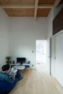 一級建築士事務所 Atelier Casa의  아이방