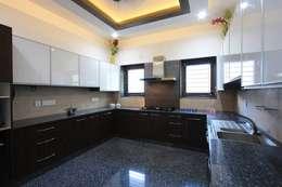 Cocinas de estilo moderno por Ansari Architects