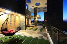 Terrace by Ansari Architects