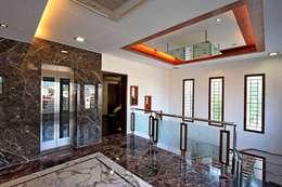 درجات وأروقة تنفيذ Ansari Architects