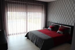 moderne Slaapkamer door Sérgio Bouça