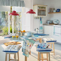 mediterranean Kitchen by Laura Ashley Decoración