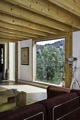Livings de estilo moderno por NOEM