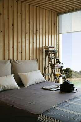 Dormitorios de estilo moderno por NOEM