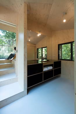 modern Bathroom by Bloot Architecture