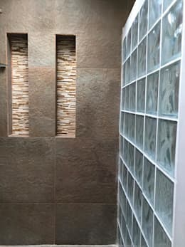 Baños de estilo moderno por ALSE Taller de Arquitectura y Diseño