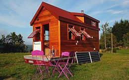 منازل تنفيذ TINY HOUSE CONCEPT - BERARD FREDERIC
