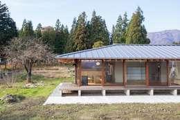 บ้านและที่อยู่อาศัย by アーキテクチュアランドスケープ一級建築士事務所