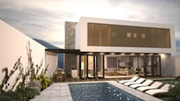 منازل تنفيذ Nova Arquitectura