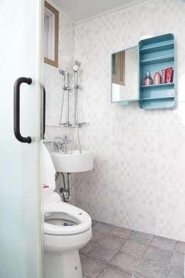 OUA 오유에이: modern tarz Banyo