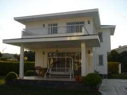 modern Houses by Murat  Kaya Mimarlik Ltd. Sti.