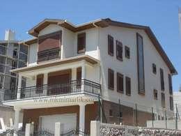 Murat  Kaya Mimarlik Ltd. Sti. – Konutlar: modern tarz Evler