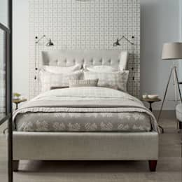 industrial Bedroom by Laura Ashley Decoración