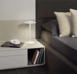 minimalistic Bedroom by Milan Iluminación