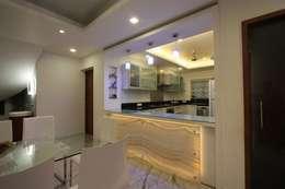 廚房 by Ansari Architects