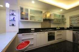 modern Kitchen by Ansari Architects