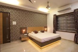 modern Bedroom by Ansari Architects