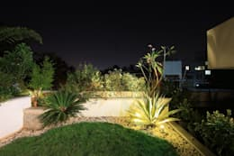 حديقة تنفيذ Ansari Architects