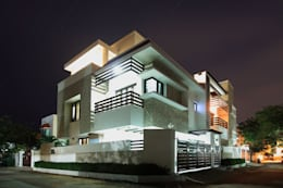 modern Houses by Ansari Architects