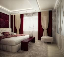 classic Bedroom by Инна Михайская