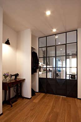 Corridor, hallway by Anomia Studio