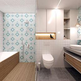 ห้องน้ำ by KYD BURO