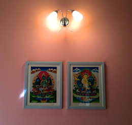 Corridor & hallway by Design Kkarma (India)