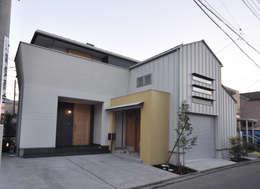 (株)独楽蔵 KOMAGURA의  주택