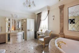Ванная.: Ванные комнаты в . Автор – АРТэврика