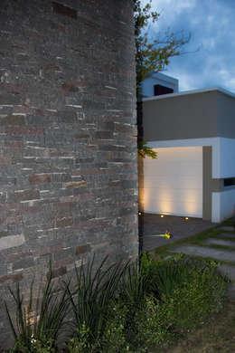 Дома в . Автор – Zaccanti & Monti arquitectos