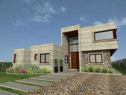 บ้านและที่อยู่อาศัย by Vibra Arquitectura