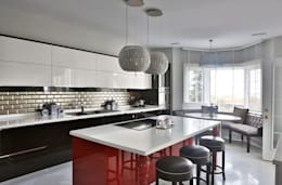 classic Kitchen by Aykuthall Architectural Interiors