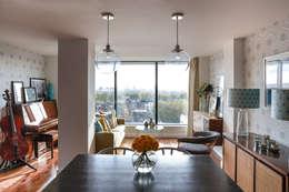modern Living room by Bhavin Taylor Design