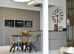 Kuchnia SieMatic: styl , w kategorii Kuchnia zaprojektowany przez Pracownia Wnętrz